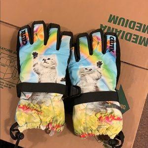 Celtek children's winter gloves